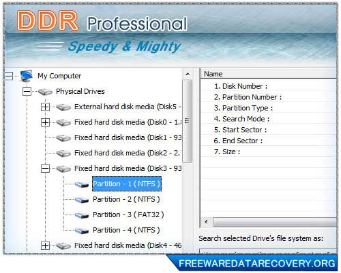 Windows 7 Freeware Data Recovery 4.0.1.6 full